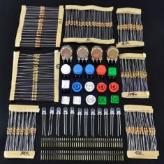Electronice - Kit Componente elctronice pt Arduino / Raspberry PI