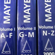 Meyer 2000 - 2001 (3 vol.) (Catalog licitatii - peste 120000 opere de arta)