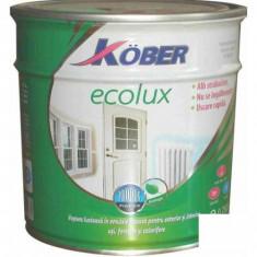 Vopsea auto - Vopsea alba Ecolux - 17 L