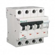 Siguranta automata modulara Moeller-Eaton PLSM-B4/3N curba B - 10 kA - Electromagneti
