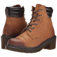 Dr. Martens Alexandra 6-Eye Padded Collar Boot | Produs 100% original, import SUA, 10 zile lucratoare - z11409 - Cizme dama