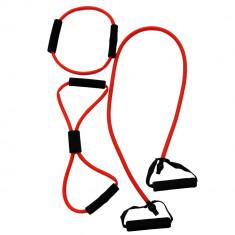 Set expander cauciuc inSPORTline CE3300 - Extensor Fitness