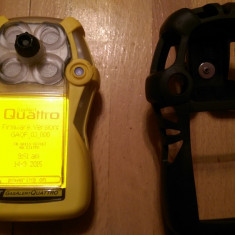 Detector BW QT-XWHM-R-Y-NA GasAlertQuattro 4-Gas DETECTOR Combustible H2S