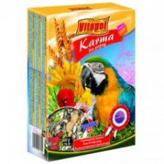 Vitapol Hrana Papagali Mari 900g - Mancare pasari
