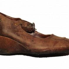 Pantofi dama - Pantofi cu platforma Clarks Original, marime 37