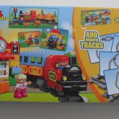 Vand Tren cu baterii Lego Duplo 10507 My First Train Set, nou, sigilat, 2-5 ani
