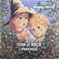 TOM SI HUCK DETECTIVI - MARK TWAIN - DISC VINIL