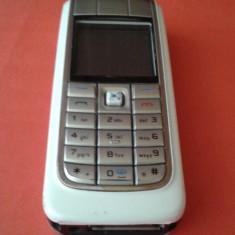 Telefon Nokia, Gri, <1GB, Neblocat, Single core, Nu se aplica - Telefon mobil Nokia 6020 stare foarte buna