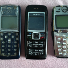 Nokia 1112 nokia 1600 nokia 5210 pachet telefoane pentru piese