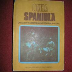Limba Spaniola - Curs practic - C. Duhaneanu, Elena Balan-Osiac - Curs Limba Spaniola
