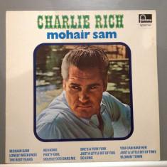 Muzica Country emi records, VINIL - Charlie Rich - Mohair Sam (1966 / Fontana Rec/ Holland) - Vinil/Vinyl/Impecabil