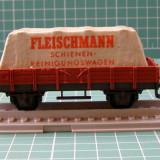 Platforma cu marfa marca Fleischmann scara HO(2031) - Macheta Feroviara