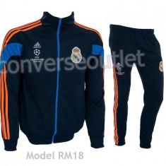 Trening ADIDAS conic Real Madrid pentru COPII 7 - 16 ANI - LIVRARE GRATUITA, Marime: XL, XXL, Culoare: Din imagine