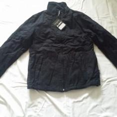 Geaca, haina iarna, Matterhorn canvas marime M/38, noua, originala - Geaca barbati, Marime: M, Culoare: Negru