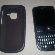 Telefon mobil Nokia C3, Negru, Neblocat - + Telefon Nokia C-3 folosit, necodat +