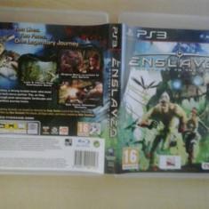 Jocuri PS3, Actiune, 16+, Single player - Enslaved: Odyssey to the west - Joc PS3 ( GameLand )