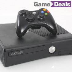 Xbox 360 Microsoft - XBOX360 Slim 250Gb Modat LT Plus, Pachet Complet, Garantie