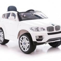 Masinuta de jucarie - Masina electrica Moni JJ258 BMW X6 White