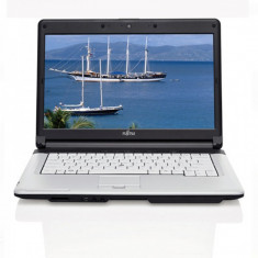 Laptop Fujitsu-Siemens - Laptop SH Fujitsu Siemens S710, Intel Core i3-370M, 2.4Ghz, 4Gb DDR3, 160Gb SATA, DVD-RW, 14 inch LED backlight