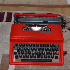 Masina de scris - Masina scris mercedes super t