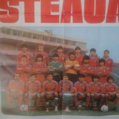 Poster mare Steaua Bucuresti