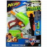 Pistol de jucarie Hasbro - Nerf Zombie Strike Sidestrike