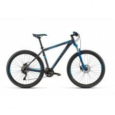 Bicicleta Cube Attention 27.5 18'' gri negru albastru - Mountain Bike