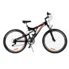 Mountain Bike - Bicicleta MTB Passati Blog 29 negru fullsuspension