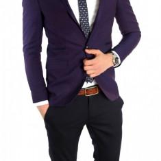 Sacou tip Zara Man - sacou barbati - sacou casual elegant- cod 6199, 48, 50, 52, 54, Din imagine