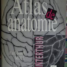 Atlas de anatomie de Winterthur-Karl Josef Moll, Michaela Moll stare buna 1997