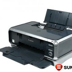 Imprimanta cu jet Canon Pixma iP4000 cu printhead infundat si fara cartuse