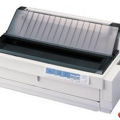 Imprimanta matriciala Epson FX-2180 CLGY018198, carcasa si tava rupta - Imprimanta matriciale