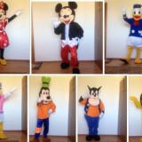 Inchiriere Mascote Mickey si Minnie Mouse!!! Si alte caractere.