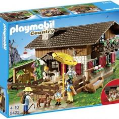 Cabana Din Munti Playmobil