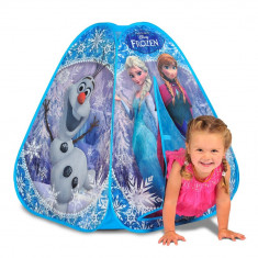 Casuta/Cort copii - Cort de joaca pentru copii Frozen Pop Up