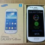 Telefon Samsung - SAMSUNG GALAXY S3 MINI MODEL I8190 / ALB / NOU