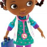 Papusa Disney Doctorita Veterinar Plusica Muzicala