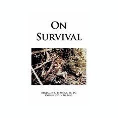 Carte Literatura Engleza - On Survival