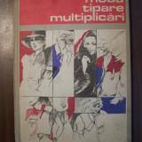 Carte design vestimentar - Moda, tipare, multiplicari - Petrache Dragu (1986)
