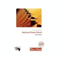 Carte Literatura Engleza - National Skate Patrol
