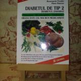 "Carte tratamente naturiste - Rosemarie Franke - Diabetul de tip 2 ""A2432"""