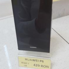 Telefon mobil Huawei Ascend P6, Negru, 8GB, Neblocat - HUAWEI ASCEND P6 (LM03)
