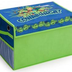 Cutie Pentru Depozitare Jucarii Testoasele Ninja - Set mobila copii