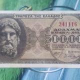 GRECIA - 500000 DRAHME 1944, Europa
