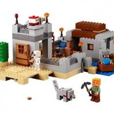 LEGO Minecraft - Avanpostul Din Desert