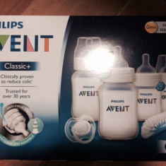Set biberoane PP Avent Airflex -CUTIE PUTIN DETRIORATA