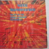 Nelu Danielescu – De Ce Nu Vii Cînd Castanii Înflores _vinyl(LP, album) Romania - Muzica Pop electrecord, VINIL