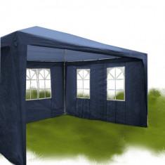 Gradinarit - Cort 3x4 m pavilion gradina, cort evenimente, ALBASTRU