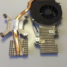 Cooler laptop - Cooler Racitor Dell Studio 1537 1535 1536 Cu Video FBFM6047010