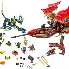 Ultimul Zbor Al Navei Destiny's Bounty - LEGO Ninjago